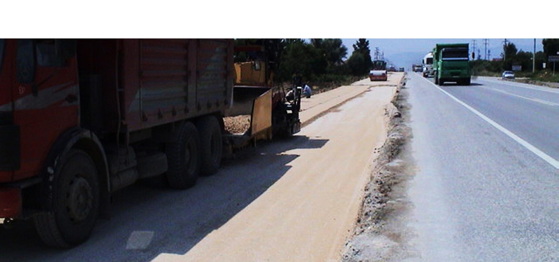 Platin İnşaat - Yol Yapımı ve Köprülü Kavşak